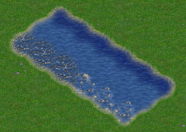 Water terrain types in 1.8.x