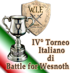 IV Italian Tournament of BfW