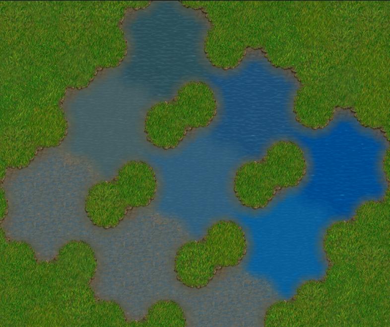 Water Terrains in 1.9.7